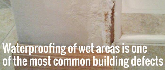 bathroom waterproofing shower leak repair