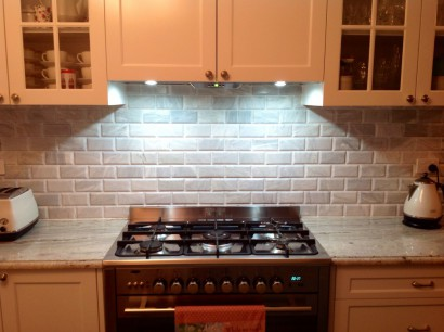 kitchen splashback tiling