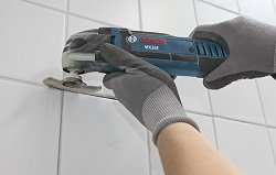 Grout-Removal