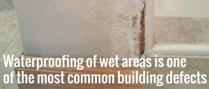 bathroom waterproofing manly