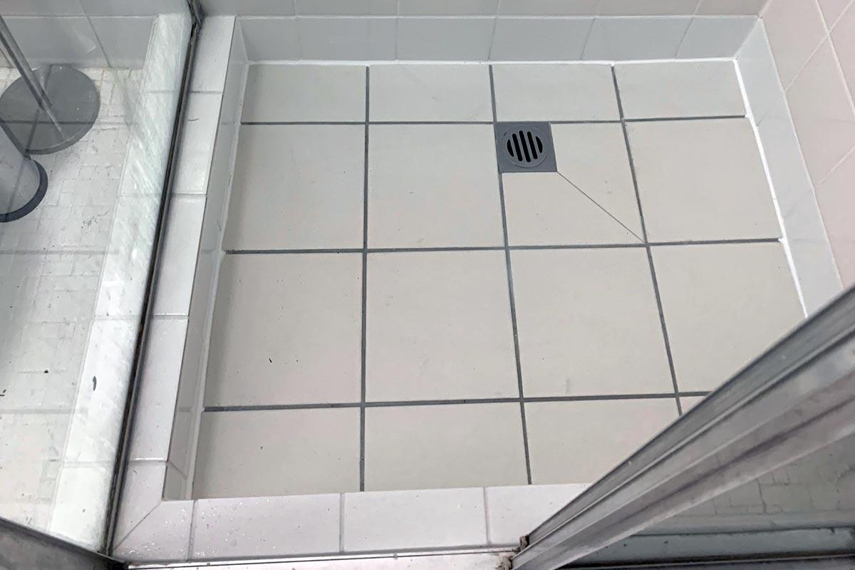 leaking shower repairs waterproofing narrabeen