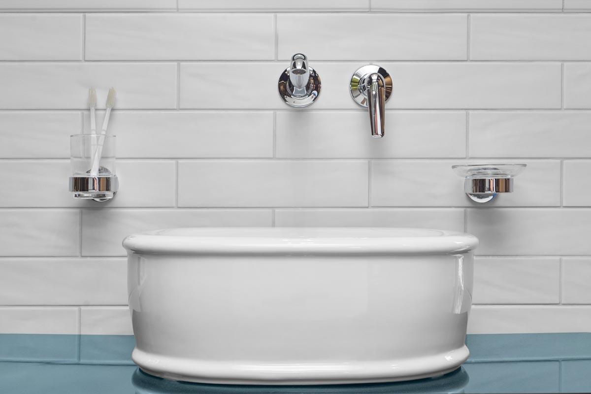 leaking shower repairs waterproofing newport