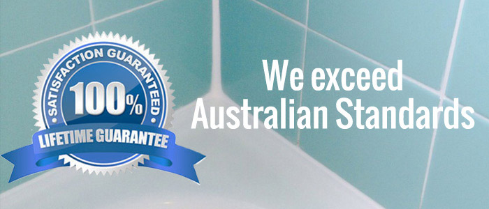 leaking shower repairs waterproofing sydney