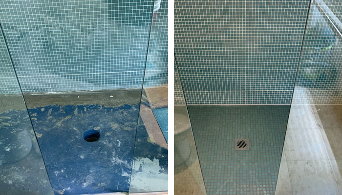 shower waterproofing north sydney