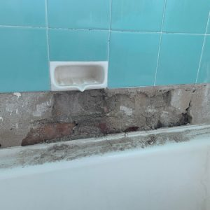 leaking bath repairs northern beaches