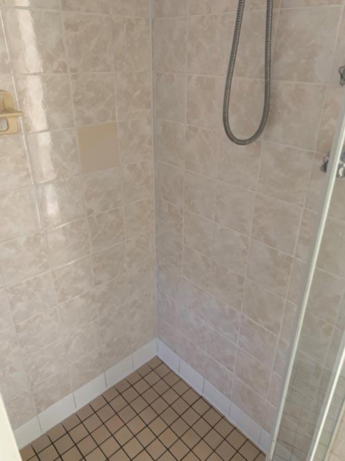 tile grout repairs